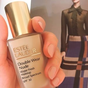 Estée Lauder Double Wear Water Fresh Foundation